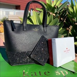 ⚡️ Kate Spade Ina Greta Court Satchel Set ⚡️